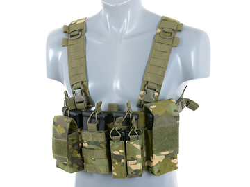 Picture of 8FIELDS Buckle Up Chest Rig V3 - Multicam Tropic