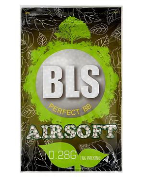 Bild på BLS Perfect BB Bio 1kg 0,28g - Vita