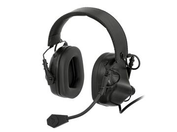 Bild på EARMOR M32 Mod 3 Aktiva Hörselskydd med mikrofon - Svart