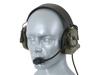 Bild på EARMOR M32 Mod 3 Aktiva Hörselskydd med mikrofon - Foliage Green