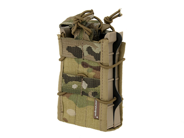 Picture of Emerson Dubbel 5.56/7.62 magasinficka - Multicam