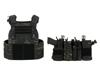 Picture of 8FIELDS Buckle Up Assault Plate Carrier Cummerbund - Multicam Black