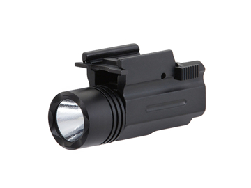 Bild på Vector Optics Meteor Pistol LED Flashlight 200LM - Black