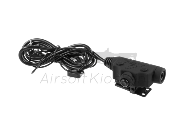 Bild på Z-Tactical U94 II PTT Kenwood Connector - Black