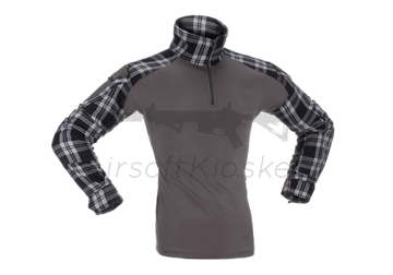 Bild på Invader Gear Flannel Combat Shirt - Black