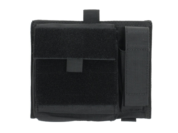 Picture of 8FIELDS MOLLE Enhanced Modular Admin Pouch - Black