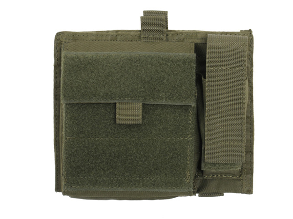 Picture of 8FIELDS MOLLE Enhanced Modular Admin Pouch - Olive