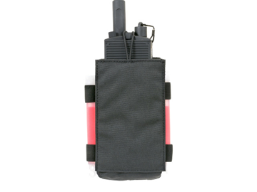 Picture of 8FIELDS MBITR Radio Pouch - Black