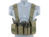 Picture of 8FIELDS Buckle Up Chest Rig V3 - OD