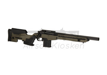 Picture of Action Army AAC T10 Short Bolt Action Sniper Rifle - OD