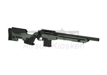 Picture of Action Army AAC T10 Short Bolt Action Sniper Rifle - Ranger Green