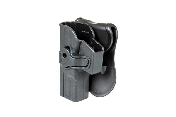 Picture of Ultimate Tactical Glock-Type Holster(För vänsterskyttar) - Black