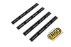 Picture of ERGO M-LOK™ Wedgelok® Rail Cover 4 Pack - Black