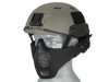 Picture of PJ FAST Helmet Mesh Mask 2.0 - Black