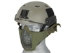 Picture of PJ FAST Helmet Mesh Mask 2.0 - Olive