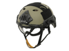 Picture of TMC FAST Helmet Visor Clear - Black