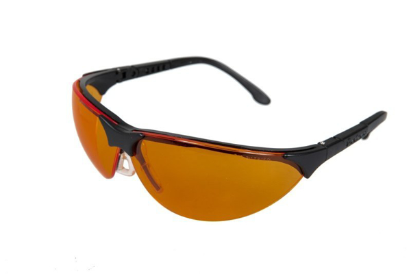 Picture of Rendezvous Orange Glasses