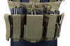 Picture of Scout Chest Rig Tactical Vest - Olive