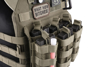 Picture of Jump type tactical vest - olive