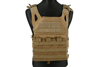 Picture of Jump type tactical vest - tan