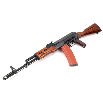 Picture of AIRSOFT RIFLE AK 74 GBB - FULL METAL, BLOWBACK - REAL WOOD