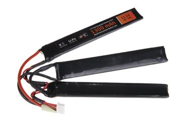 Bild på LiPo 11,1V 1300mAh 15/30C Batteri