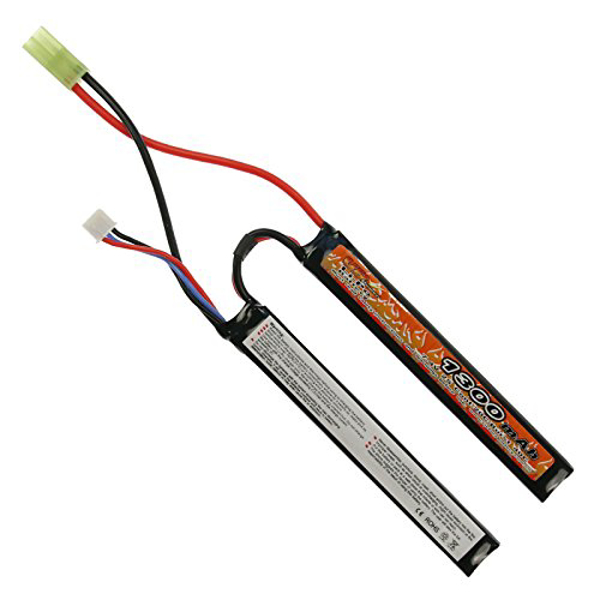 Picture of Lipo 7.4V 1300mAh 20C Twin Type (VB Power)