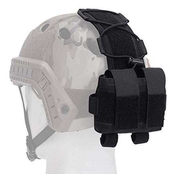 Picture of Mk2 Battery Case for Helmet Black