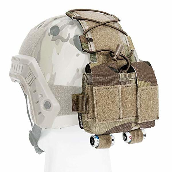 Bild på Mk2 Battery Case for Helmet Multicam