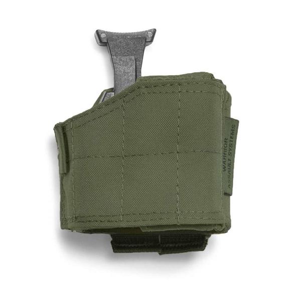 Bild på Universal Pistol Holster Warrior OD right hand