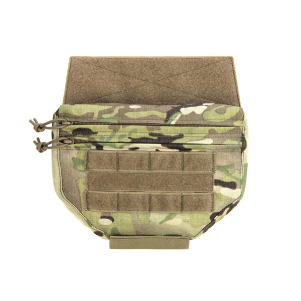 Picture of Drop Down Velcro Utility Pouch Warrior