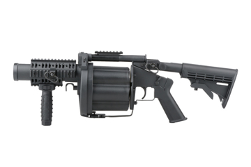 Picture of ICS-190 MGL Revolver Grenade Launcher