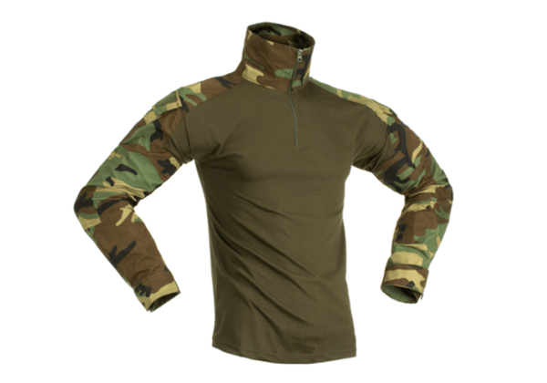 Picture of Invader Gear Combat Shirt - Woodland