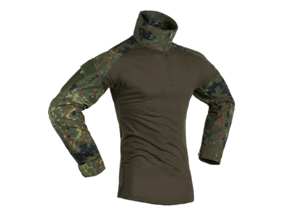 Picture of Invader Gear Combat Shirt - Flecktarn