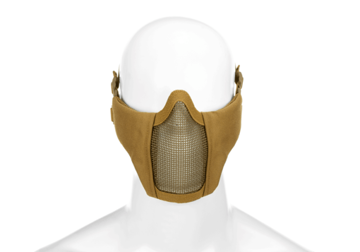 Picture of Mk.II Steel Half Face Mask Tan (Invader Gear)