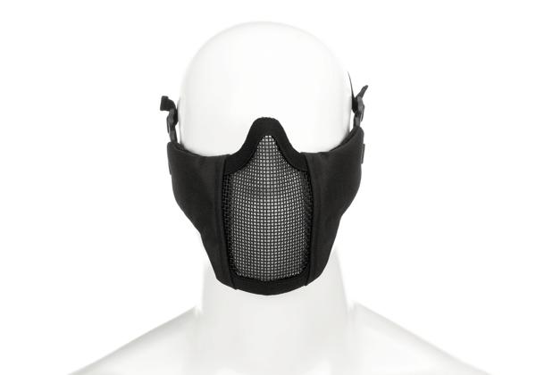 Bild på Mk.II Steel Half Face Mask Black (Invader Gear)