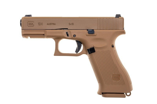 Picture of Glock 19X Metal Version GBB
