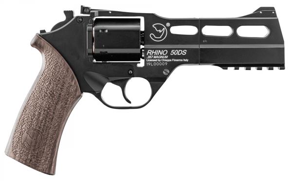 Picture of Rhino 50DS Co2 Revolver Black (Chiappa)