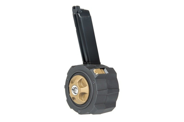 Picture of Drum Mag G17 Models GBB 200rds