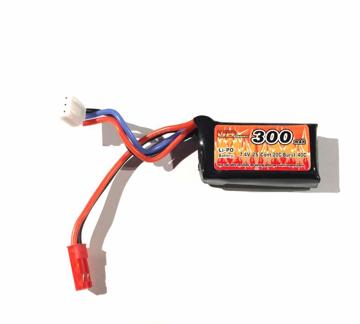 Bild på VB Power 7.4v 300mah lipo battery for HPA Engine