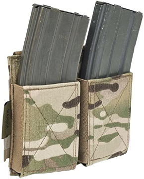 Picture of Double Elastic Mag Pouch Multicam (Warrior)